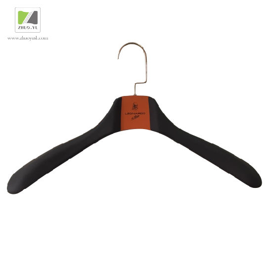 High Quality Plastic Suit / Coat Hanger with Logo