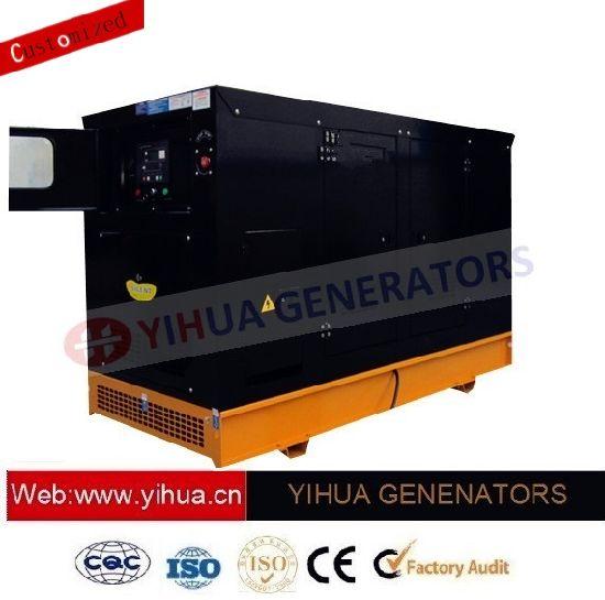 Silent Canopy Cummins Diesel Generator[IC180222b]