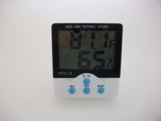HTC-5 Temperature and humidity meter pictures & photos