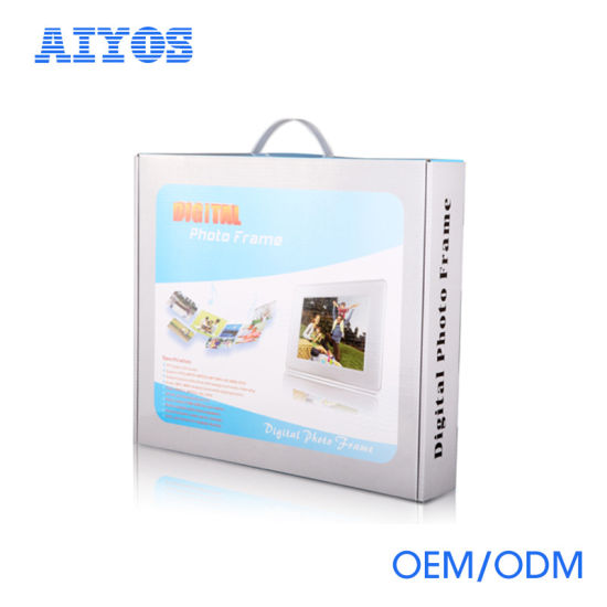 China 8 Inch Funny Photo Small Digital Frame with Cheap Price ...