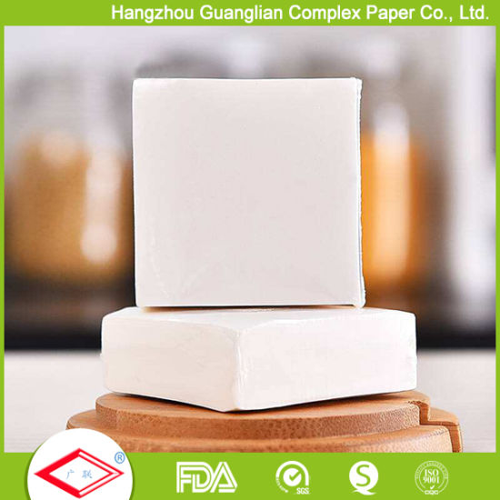 Wca Approved OEM Size Baking Paper Sheet From Factory