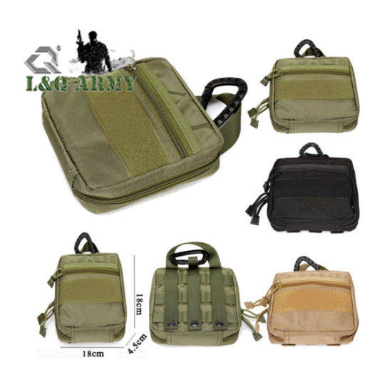 Tactical Army Utility Molle First Aid Medical Pouch EDC Tool