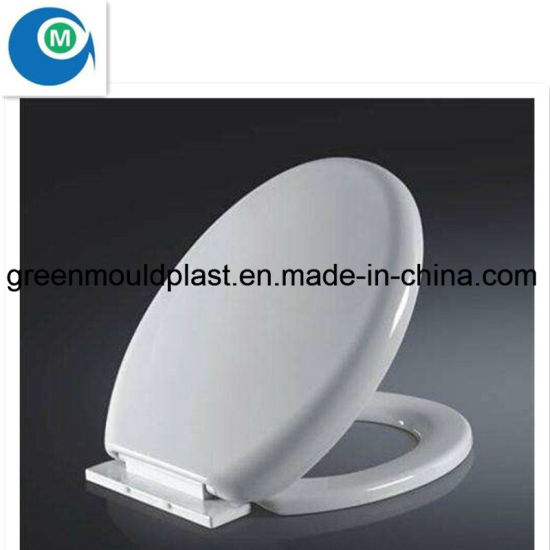 China Customized Plastic Toilet Seat Cover Injection Mold - China ...
