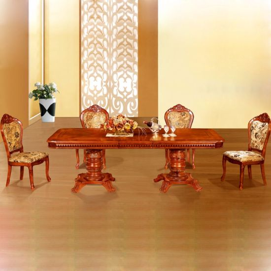 Dining Table with Selectable Chairs for Dining Room Furniture (170) pictures & photos