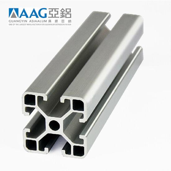 China Prime Line Aluminum T-Slot Extruded Framing Profile Metric ...
