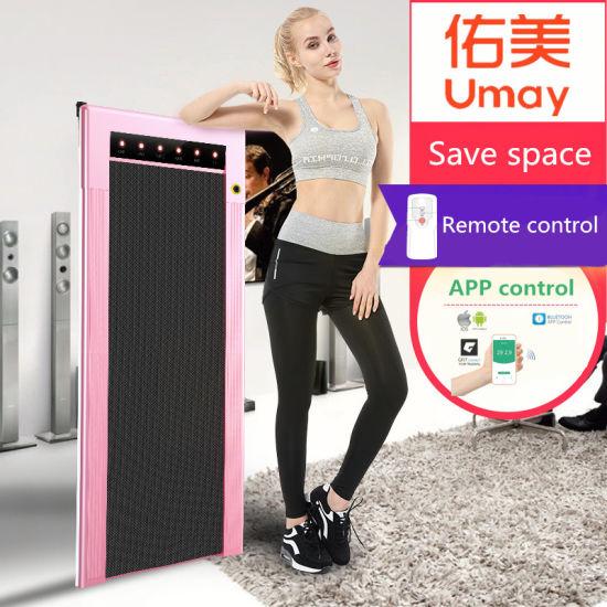 China Mini Walk Home Treadmill With Remote Control China Manual