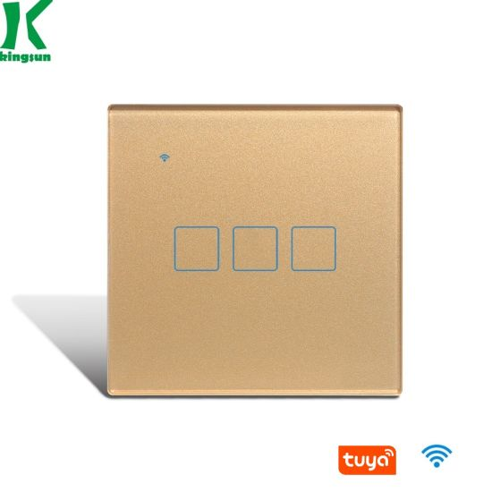 86 Type WiFi Smart Touch Switch Controll by Tuya APP