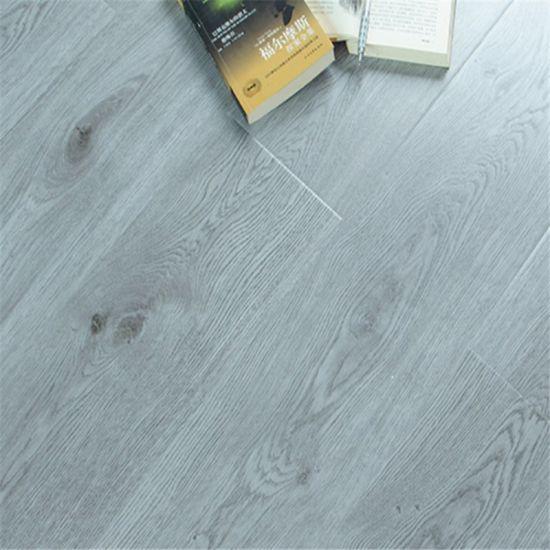 Blue Laminate Wooden Flooring In Foshan, Blue Gray Laminate Flooring