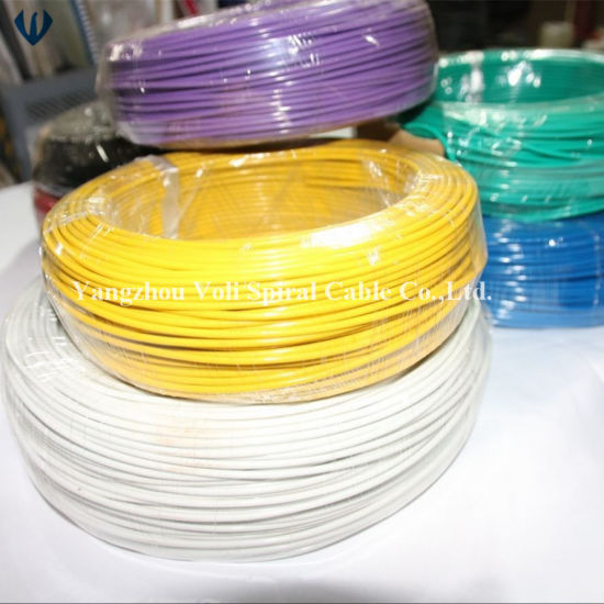 Factory Customize Flexible PVC Insulated Electrical Cable Wire