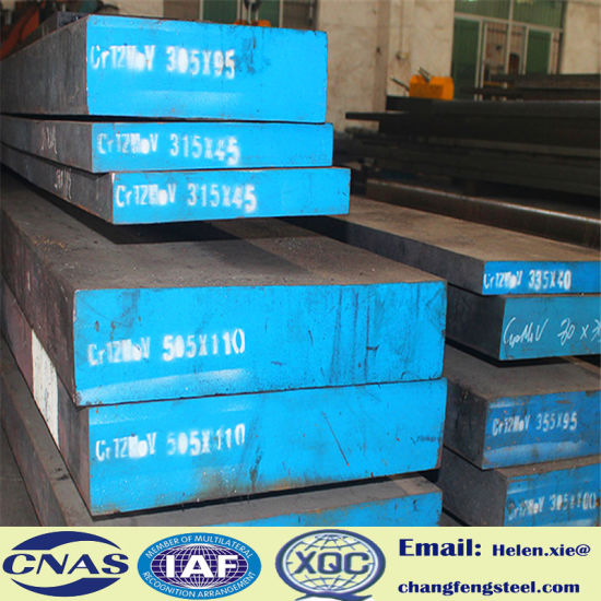 Cold Work Mould Steel D2 Cr12Mo1V1 1.2379 SKD11 Flat Steel