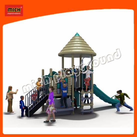 Outdoor Playground and Indoor Amusement Equipment a Shaped Swing