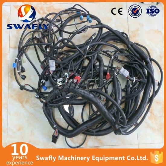 7 3 Engine Wiring Harness >> China Zx210 3 Engine Wiring Harness 4hk1 Engine Harness 4658146 8