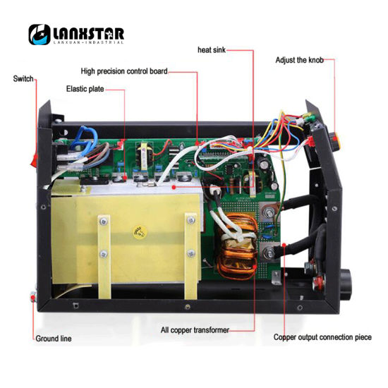 China Smart Portable Single Phase Igbt Inverter Tig 200 250 Tig Welding Machine China Tig Welding Machine Igbt Inverter