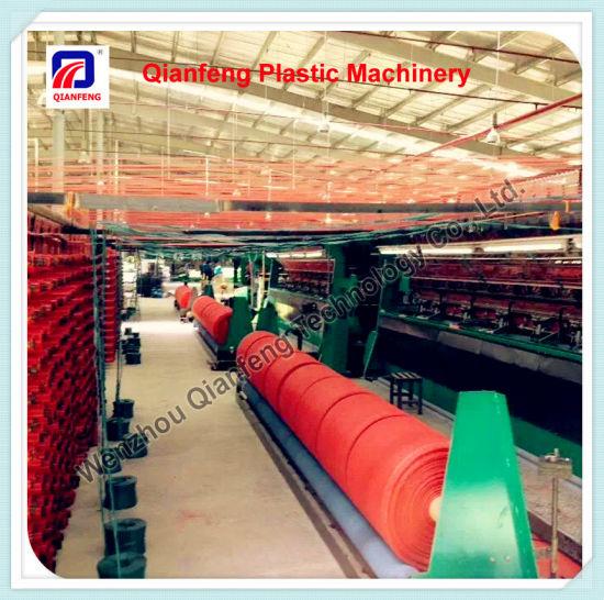 China Potato Mesh Bag Making Machine China Potato Bag Making