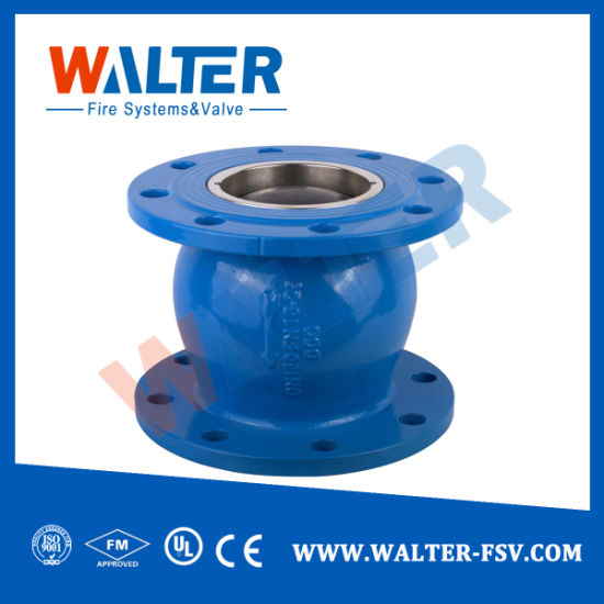 Silent Check Valve for Water
