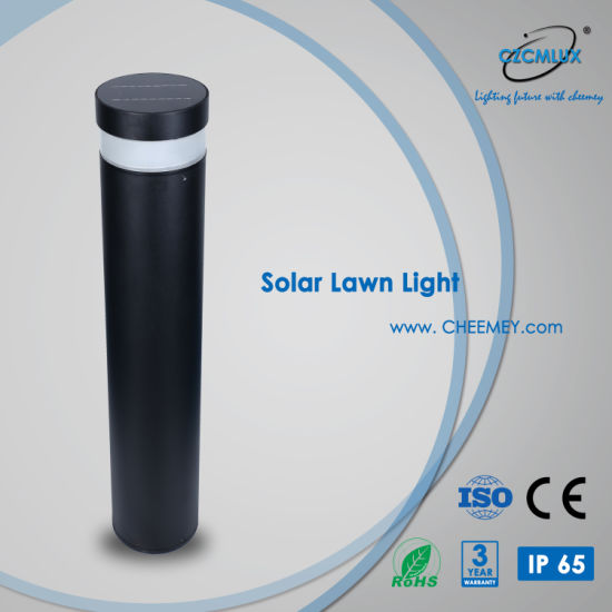 High Lumens LED Solar Bollard Lawn Light For Garden