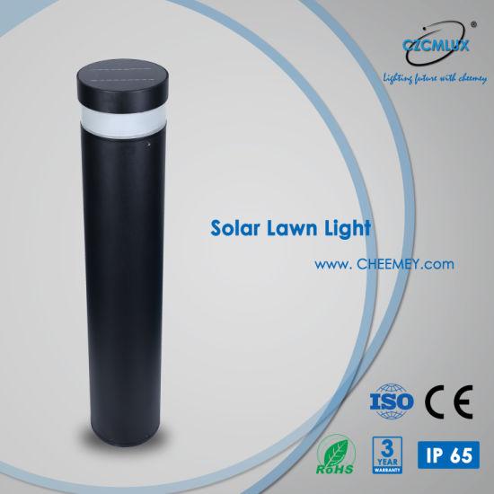 High Lumens Outdoor LED Solar Bollard Road Light for Garden