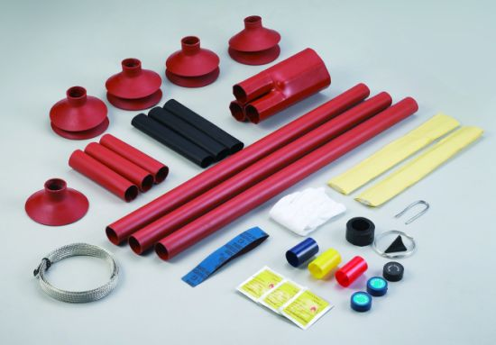 Cold Shrinkable Termination Kit and Straight Through Joint pictures & photos