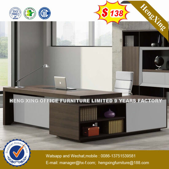 Deducted Price Public Place Organizer Executive Desk (HX-8N0806) pictures & photos