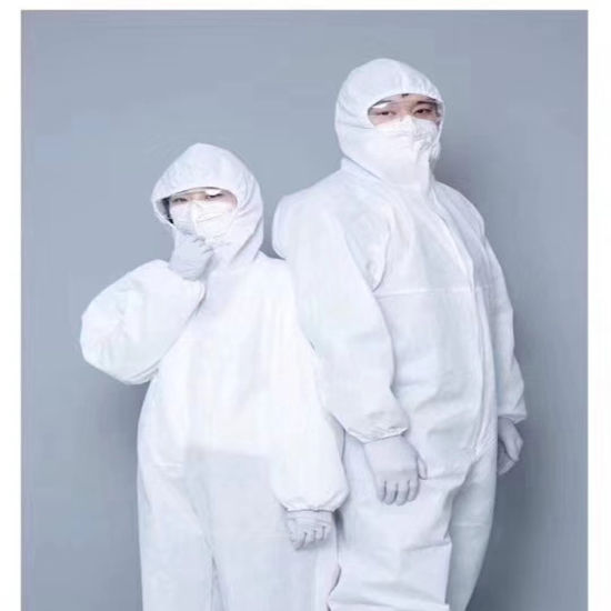 Factory Direct Supply Low Priced Quick Delivery Good Quality FDA Registered Disposable Isolate Gown