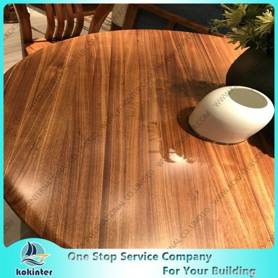 Zebrano Wood Table Top Furniture Fs Board