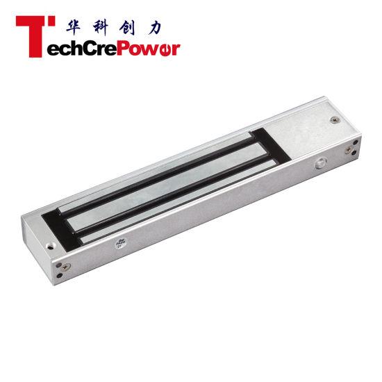 China El 280n Led Electromagnetic Single Wooden Door Magnetic Lock