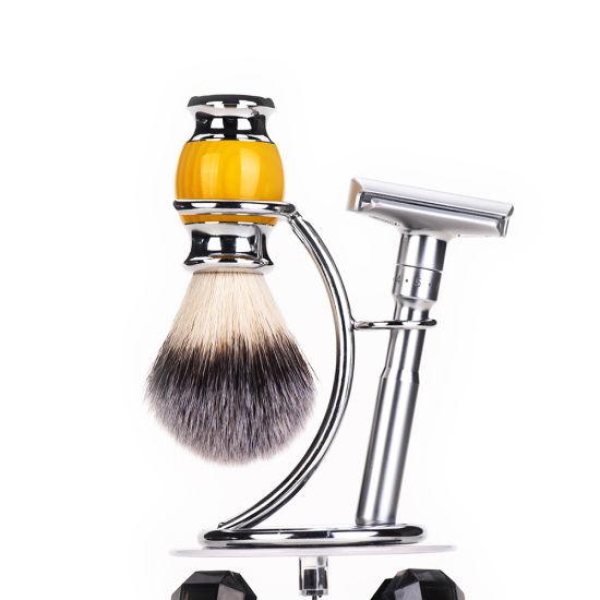 Factory Direct Wholesale Face Brush and Wet Shaving Brush