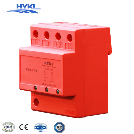 China Surge Protection Device Wiring, Surge Protector Wiring Diagram