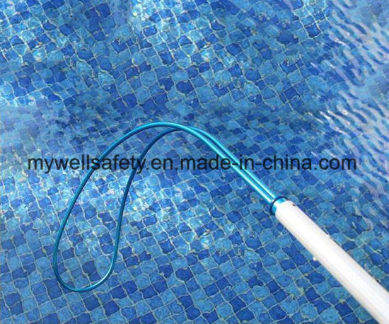 China M-Lk01 Life Saving Swimming Used Pool Hook for Safety - China ...