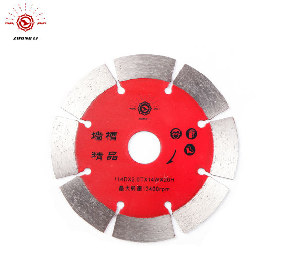 Wholesale Diamond Saw Blade Tools Marble Cutting Blade pictures & photos