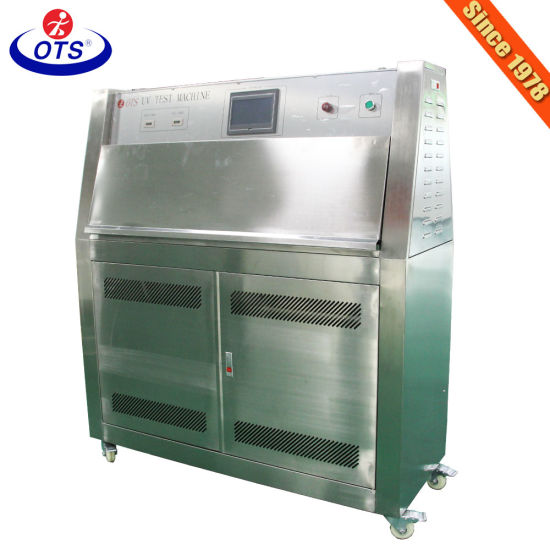 Ultraviolet Light Testing Machine UV Accelerated Aging Test Chamber