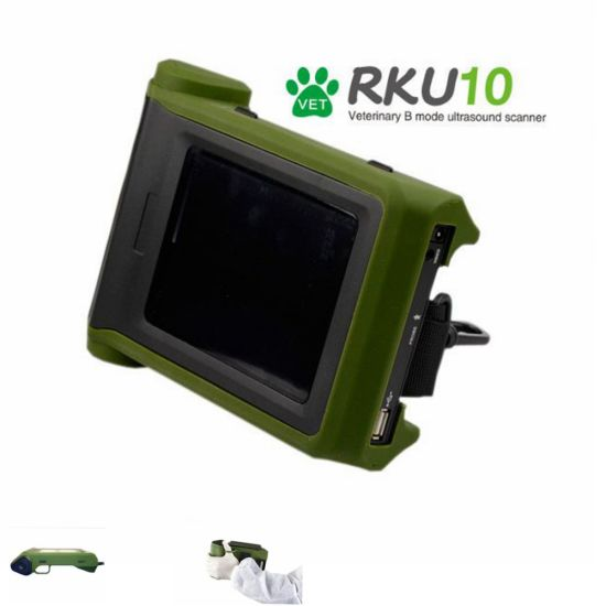 Animal Hospital Veterinarian Favorite Veterinary Ultrasound Equipment Ultrasound Scanner Machine pictures & photos