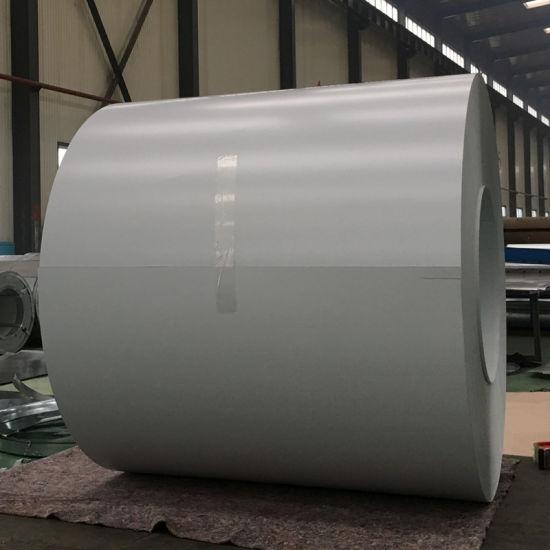 Powder Spray Coated Steel Antibacterial PPGI Sheet Zero Voc for Medical Facilities