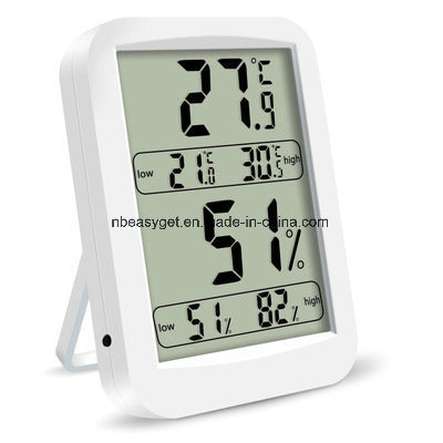 Indoor Thermometer with Digital Hygrometer and Humidity Gauge Esg10600 pictures & photos