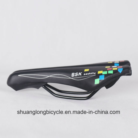 2018 New Design Bicycle Saddle Soft Mountain Bicycle Saddle (9191)