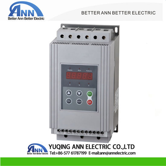 China Soft Starter Low Voltage 5 5kw to 55kw with Ce Approval
