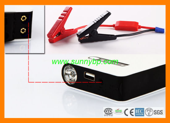 Car Jump Starter Solar Power Bank for Laptop pictures & photos