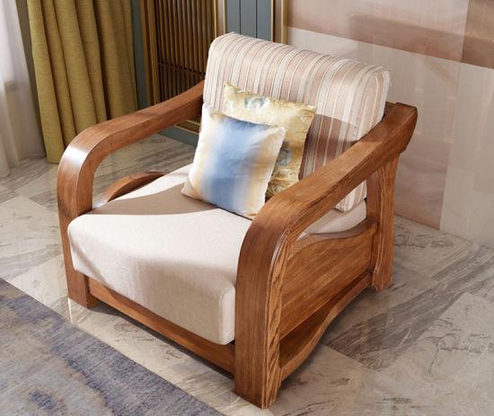 China Latest Fabric Sofa Set Living Room Furniture ...