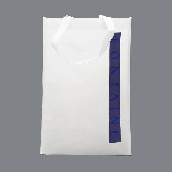 Eco Friendly Custom Recyclable Grocery Shopping Bag Supermarket Tote Bag PP Non Woven Bag