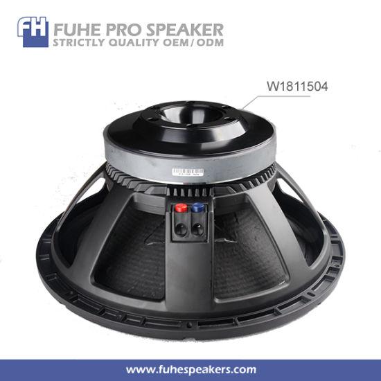 18inch Woofer DJ Speaker / PRO Sound 18inch Woofer Speaker