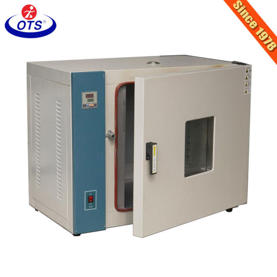 Laboratory Electronic Hot Air Circulating Drying Oven