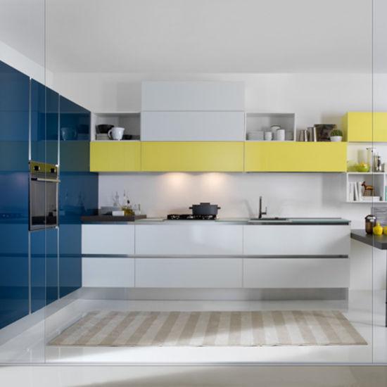 China Open Style Italian Kitchen Design Modern Kitchen Cabinets