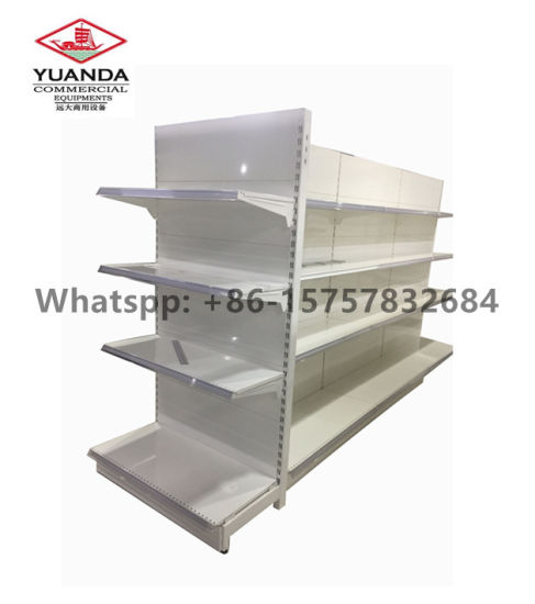 Metal Wall Shelf Supermarket Display Units pictures & photos