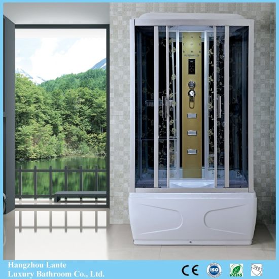 Shower Steams Cabin with Electricity Leakage Protector System (LTS-604) pictures & photos