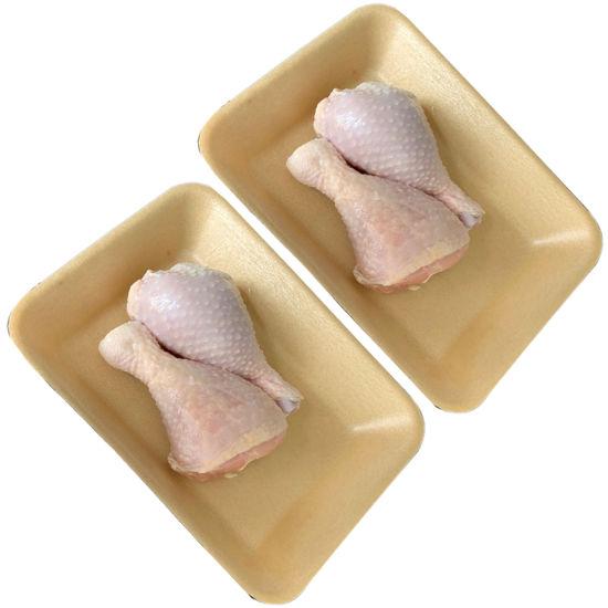 Nonhazardous Easy Use Foaming PLA Plastic Food Grade Tray