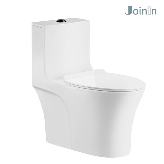 Sanitary Ware Bathroom Ceramic Wc Toilet Bowl From Chaozhou with Accessories (JY1301) pictures & photos