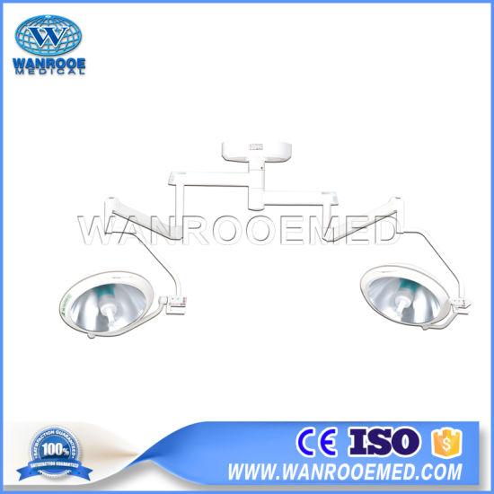 Akl 700/500-III Hospital Double Head LED Shadowless Operating Lamp for Surgery