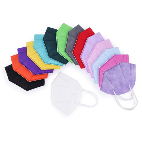 Best Selling KN95 Mask with Valve FFP2 Face Protection