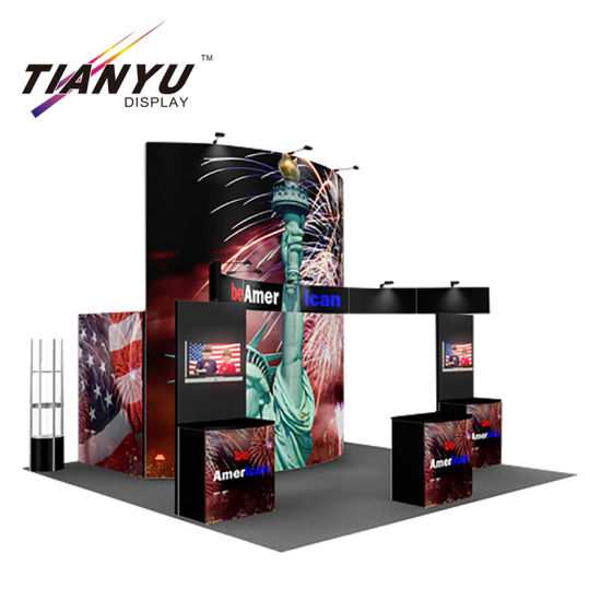 Tianyu Display Trade Show Use Modular Movable Aluminum Exhibition Stand pictures & photos