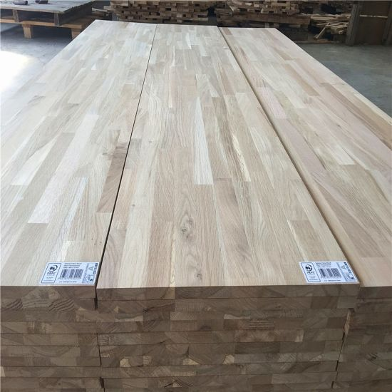 Factory Supply Solid Wood Edge Glued